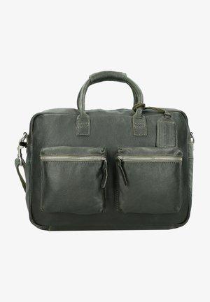 Briefcase - forest green