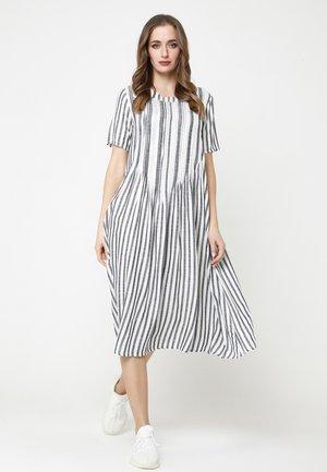 DARI - Day dress - schwarz, weiß