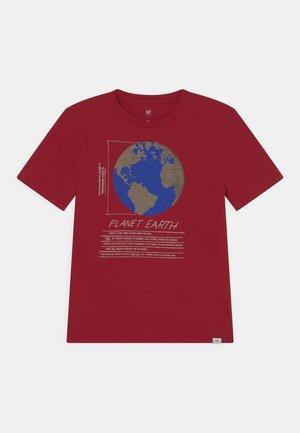 BOYS INTERACT - T-shirt imprimé - sled