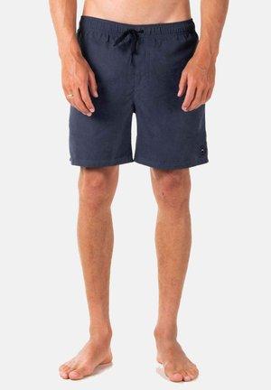 Korte broeken - washed navy