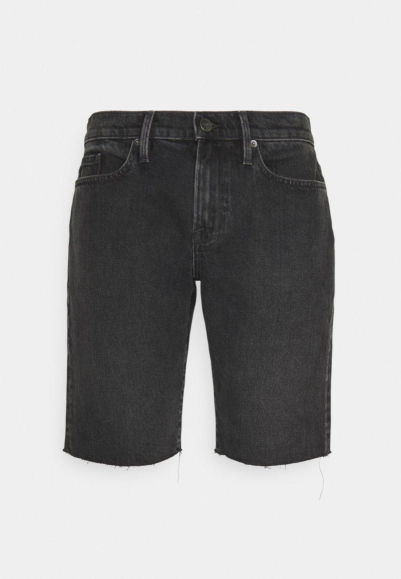 Frame Denim - HOMME CUT OFF - Short en jean - charlock rips