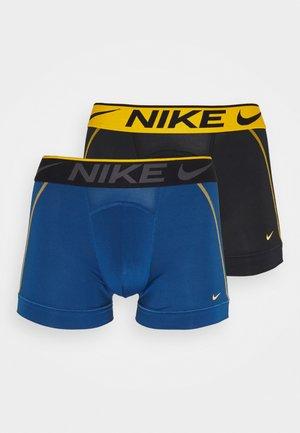TRUNK 2 PACK - Pants - court blue/black