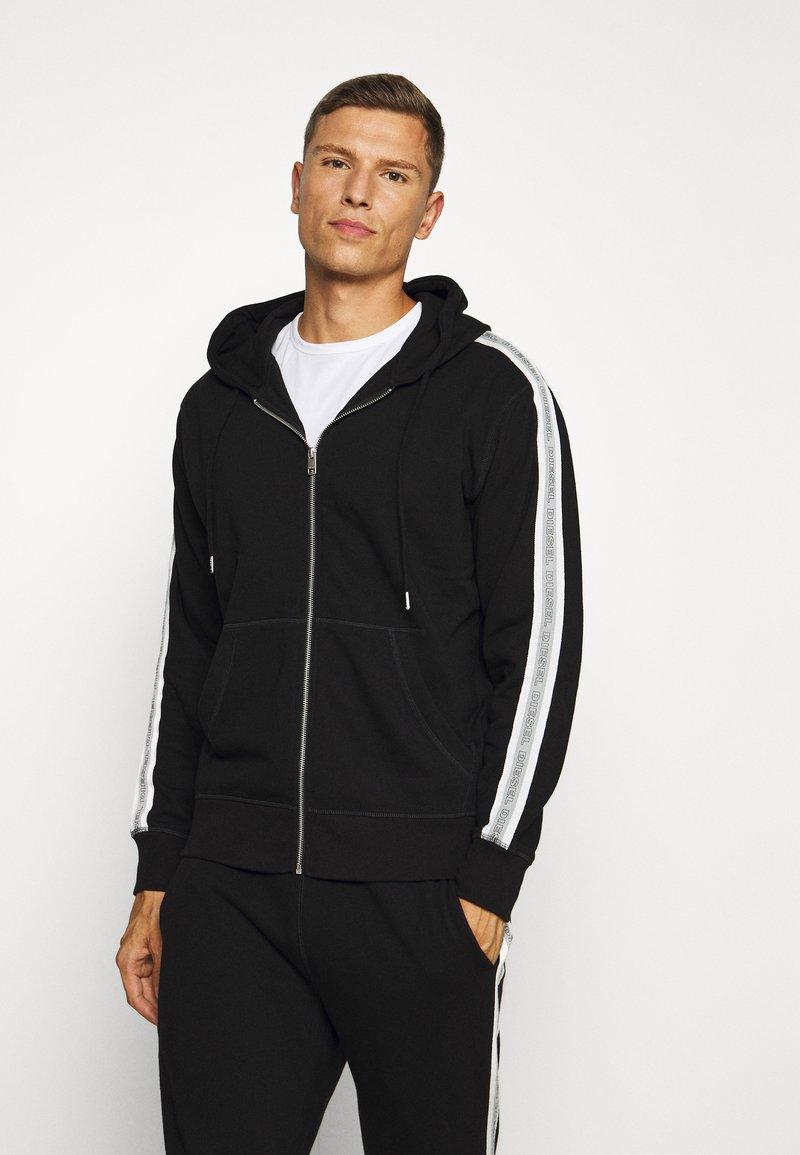 Diesel - BRANDON - Pyjama top - black