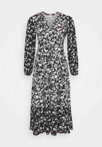 Springfield - VESTIDO MIDI - Maxi dress - black - 0