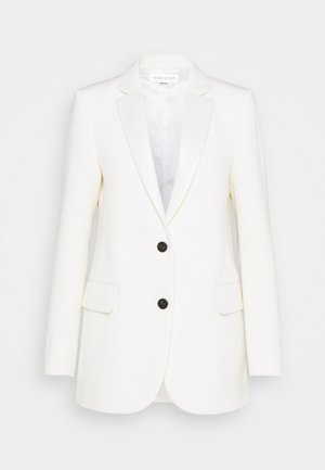 SINGLE BREASTED JACKET - Blazer - ivory