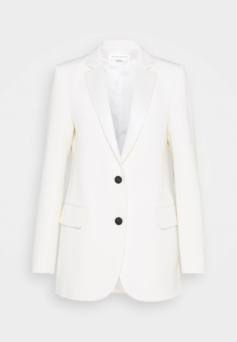 Victoria Beckham - SINGLE BREASTED JACKET - Sportovní sako - ivory