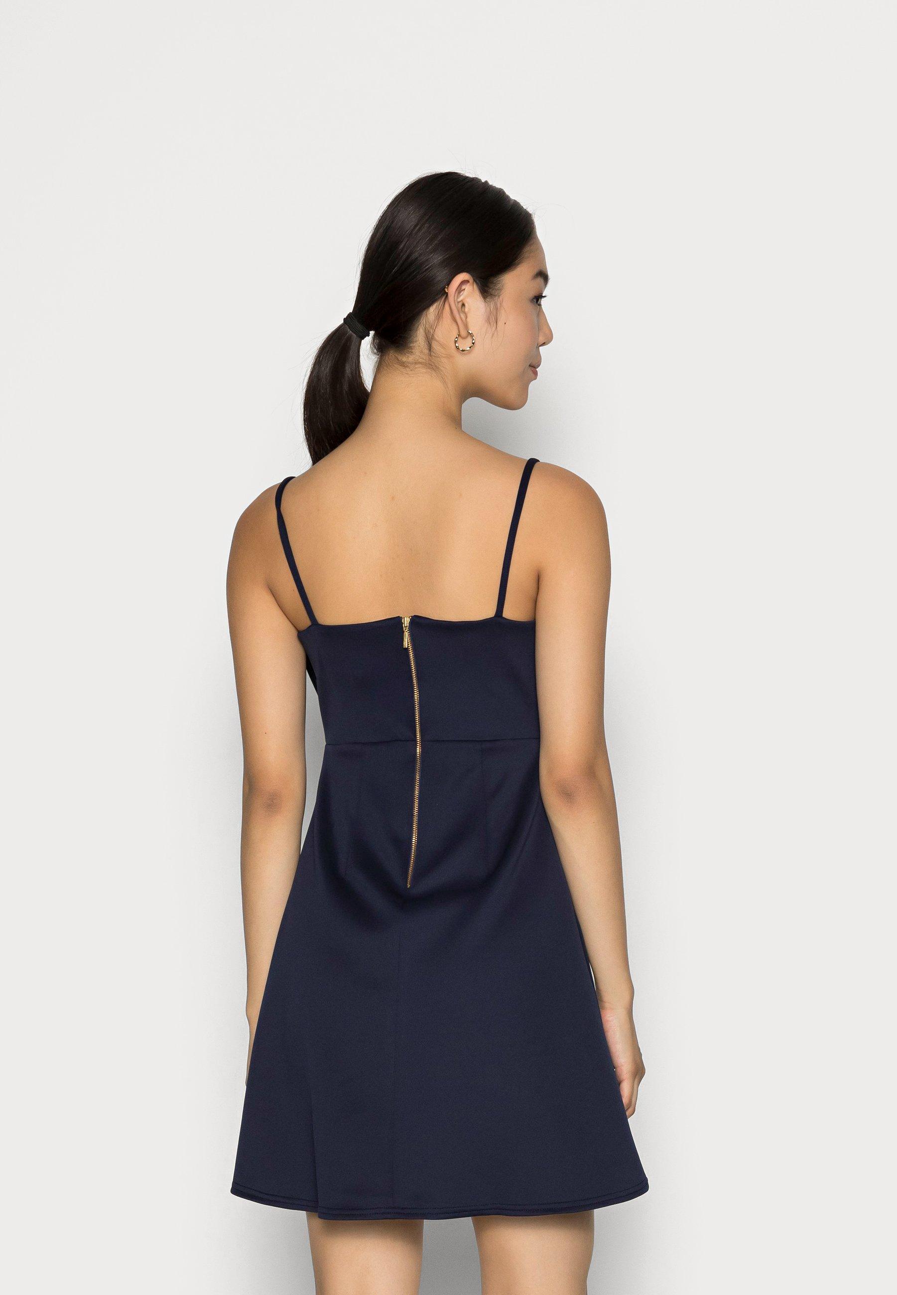 Mujer CLOSET RUFFLE BODICE DRESS - Vestido ligero