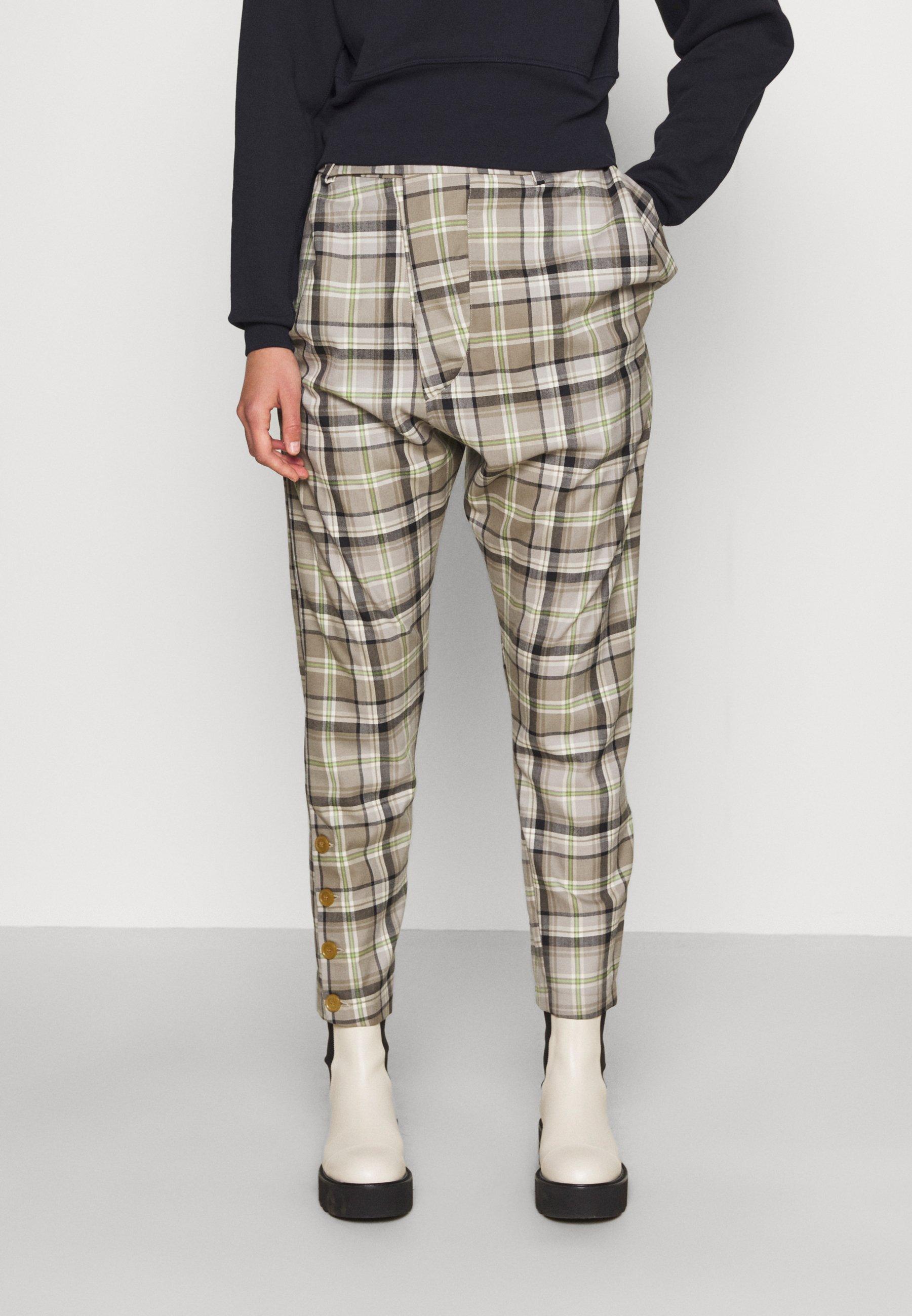 Women DRUNKEN TAILOR TROUSERS - Trousers