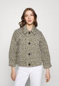 Monki - Light jacket - minibloom dark - 0