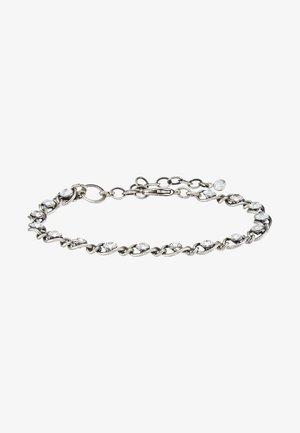 MAGIC FIREBALL - Armbånd - white antique/silver-coloured