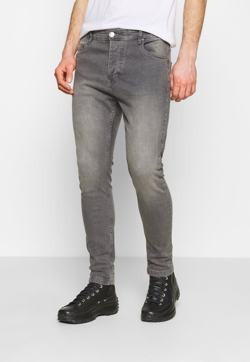 Brave Soul - Slim fit jeans - grey