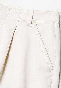 Mango - MAURO - Pantalon classique - ecru - 5