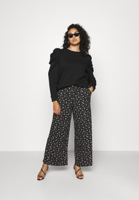 Simply Be - Trousers - ditsy - 1