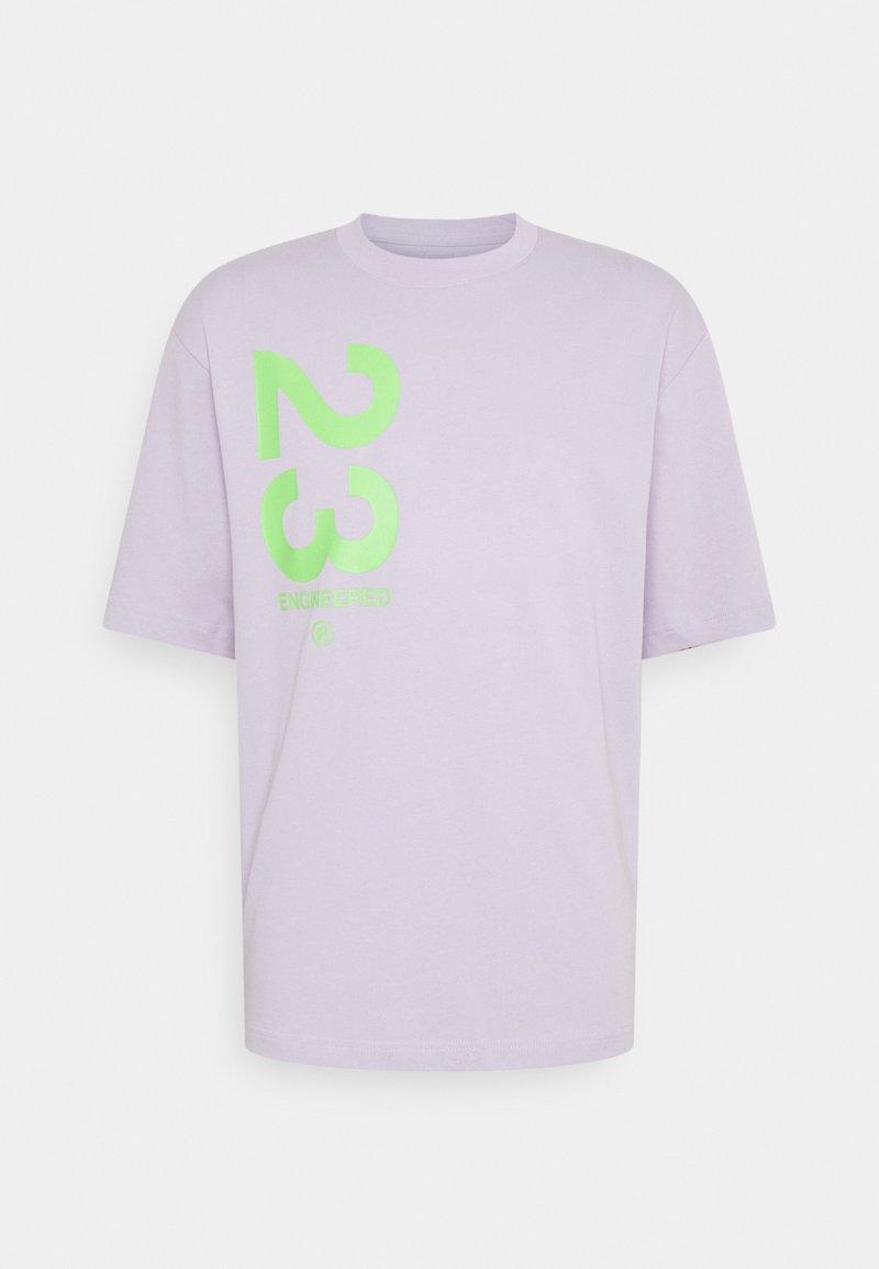 Jordan - CREW - Print T-shirt - infinite lilac