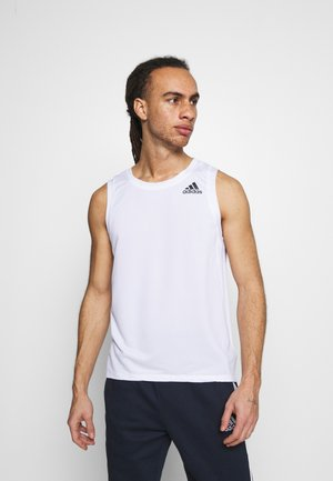 AERO TANK  - Sports shirt - white