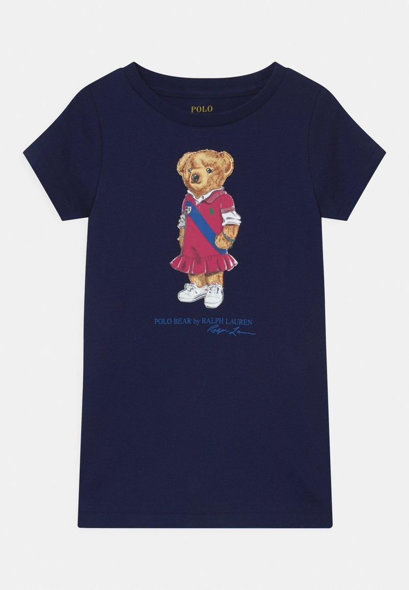 Polo Ralph Lauren - BEAR - Jerseyjurk - newport navy