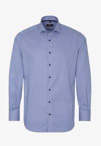 Eterna - LANGARM MODERN FIT - Shirt - blau - 3