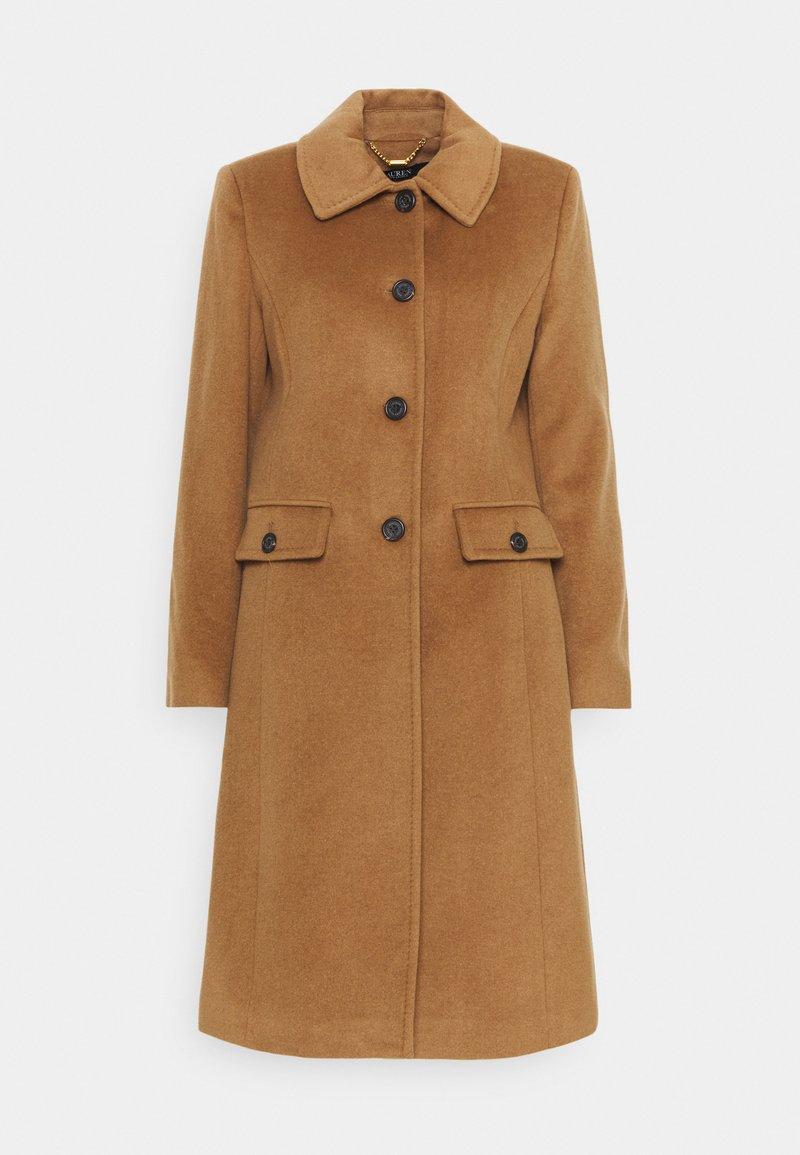 Lauren Ralph Lauren - COAT FLAP  - Klasický kabát - new vicuna