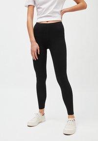 ARMEDANGELS - SHIVA - Leggings - Trousers - black - 0