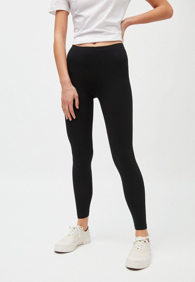 SHIVA - Leggings - Trousers - black