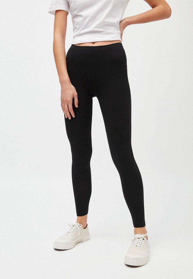 ARMEDANGELS - SHIVA - Leggings - Trousers - black