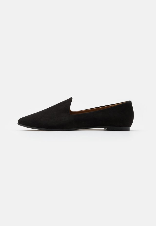ESSENTIAL TIANA  - Mocassins - black