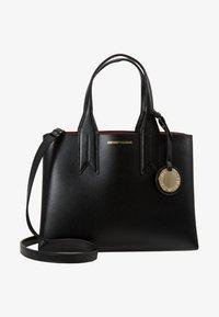 Emporio Armani - FRIDA SATCHEL  - Handbag - nero - 5