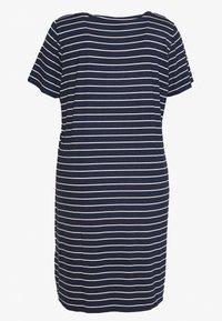 Zizzi - VFREJA DRESS - Jersey dress - mood indigo - 4
