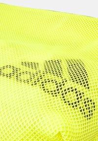 adidas Performance - EASY SHOP - Sportovní taška - acid yellow/black - 5