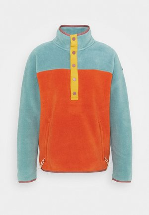 HEARTH - Fleece trui - light blue