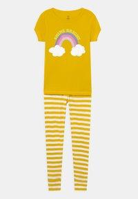 GAP - GIRL - Pyjama set - raft yellow - 0