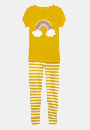 GIRL - Pyžamová sada - raft yellow