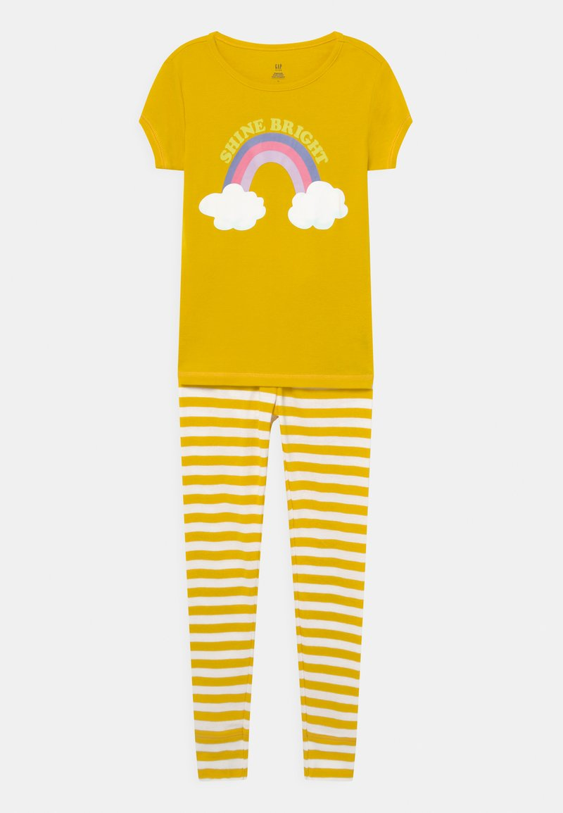 GAP - GIRL - Pyjama set - raft yellow