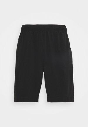 TENNIS SHORT - Sports shorts - noir/blanc