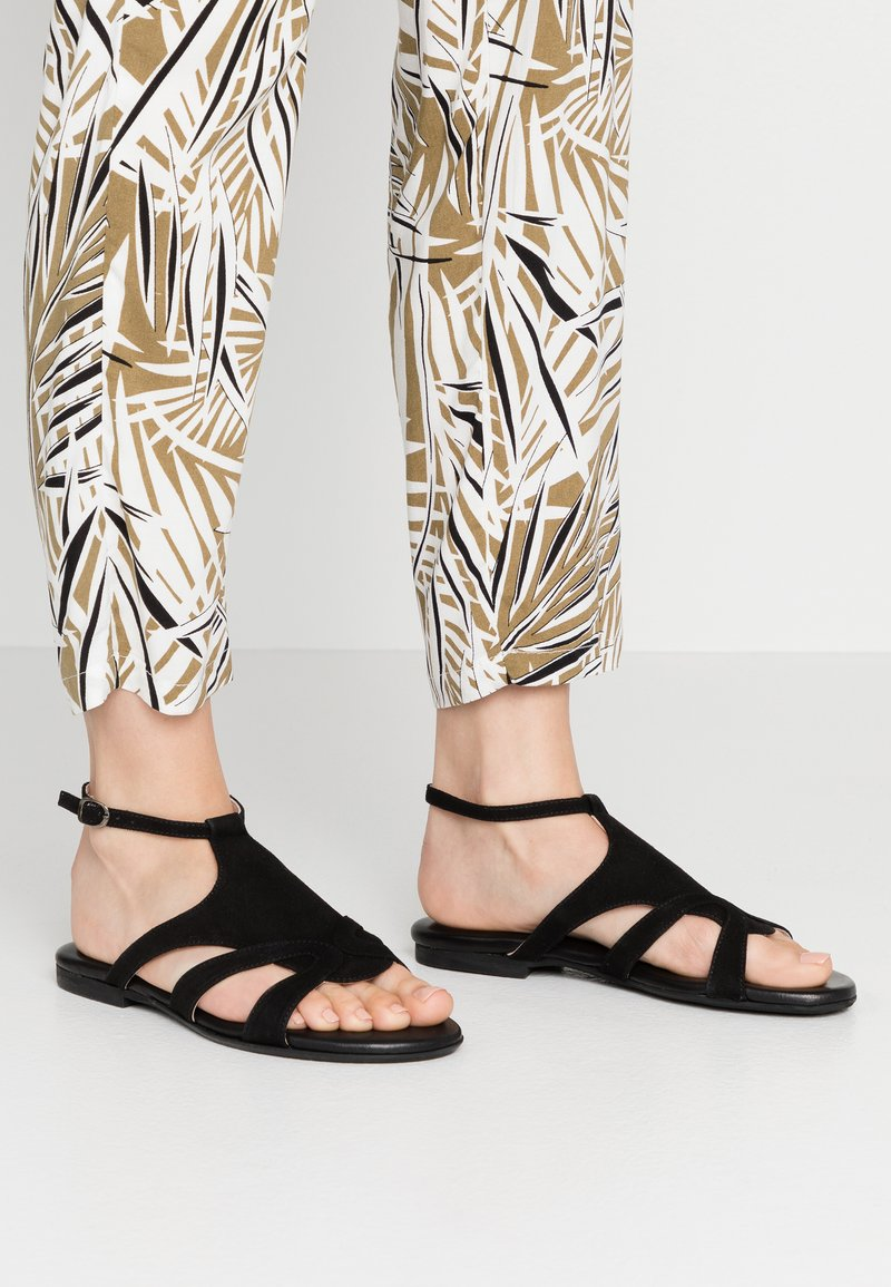 Hash#TAG Sustainable - Sandals - nero
