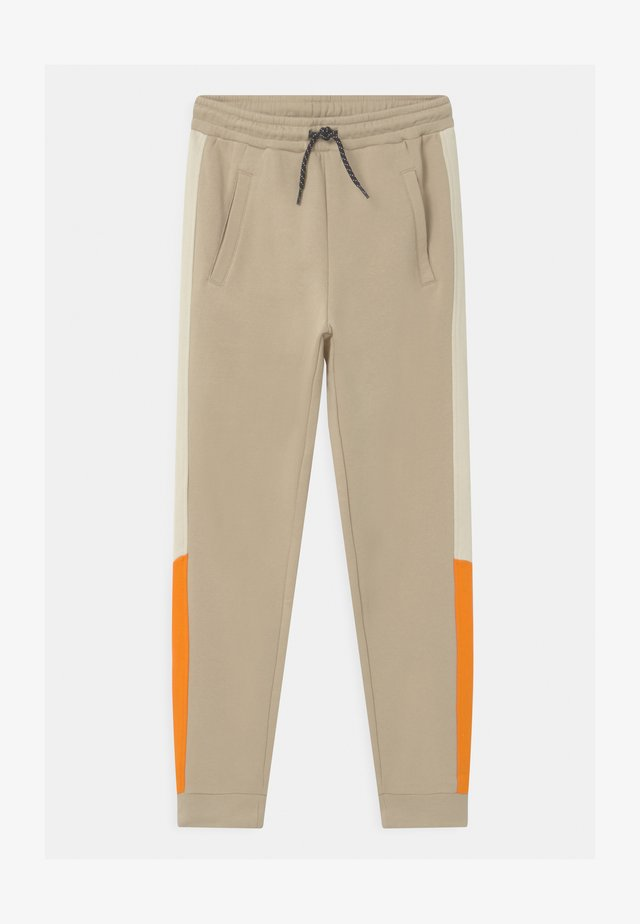 UNISEX - Teplákové kalhoty - beige