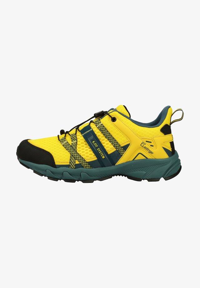 Chaussures de marche - yellow