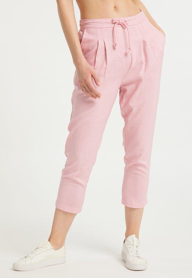 Pantalon classique - rosa