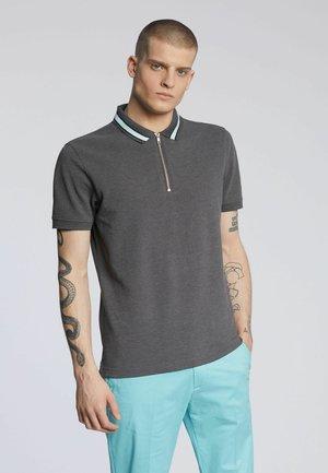 VILHELM - Koszulka polo - graphite