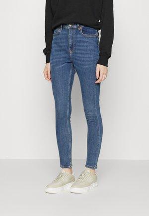 JXVIENNA - Skinny džíny - medium blue denim