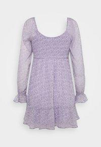 Hollister Co. - SHORT DRESS - Kjole - lavender - 7