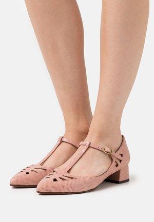 RUT - Classic heels - ada powder