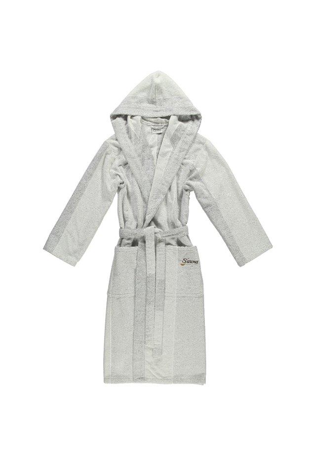Dressing gown - grau