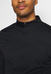 Nike Performance - DRY ACADEMY SUIT SET - Trainingspak - black/black/black - 7