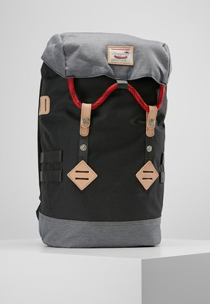 COLORADO - Rucksack - black/grey