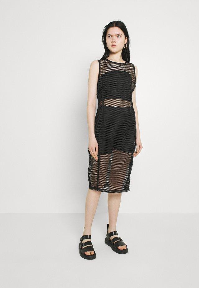 EVIDE DRESS - Sukienka letnia - black