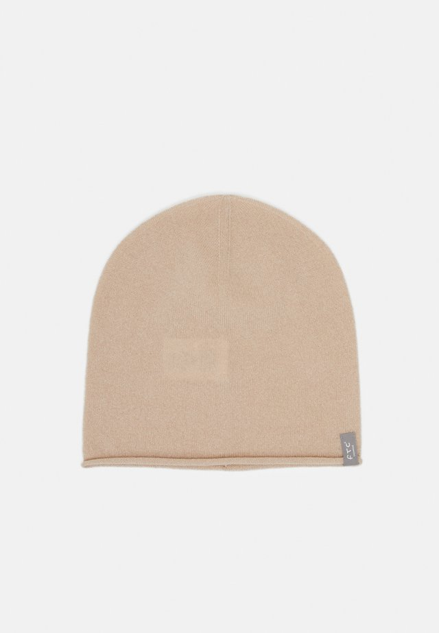 CLASSIC BEANIE - Pipo - champagne