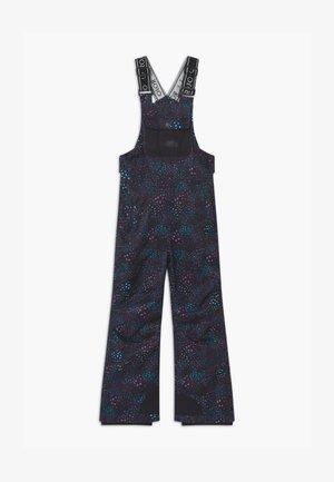 LIMELIGHT UNISEX - Spodnie narciarskie - vintage violet