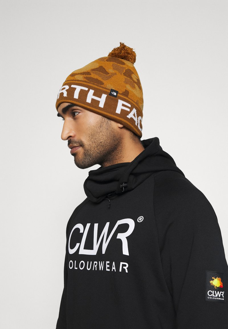 The North Face - Beanie - brown