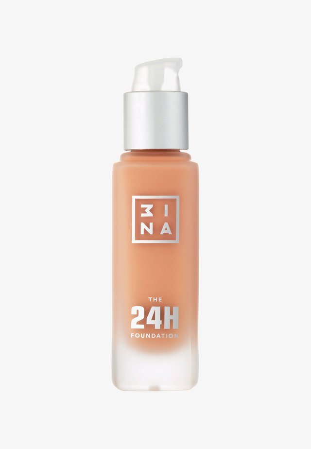 3INA MAKEUP THE 24H FOUNDATION - Fondotinta - 627 light peach